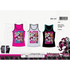 Camiseta sin mangas Monster High