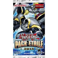 Nouvelle booster yu-gi-ho! Pack Etoile 2014