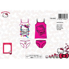 Hello Kitty tank top + panty set
