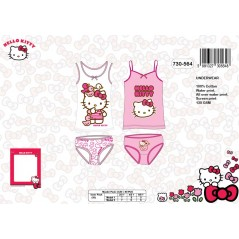 Set Débardeur et culotte Hello Kitty -730-564
