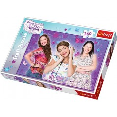 Disney Violetta Puzzle 260 pieces