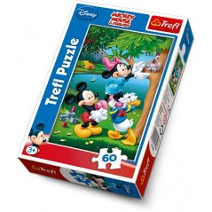 60 pieces Mickey Disney Puzzle