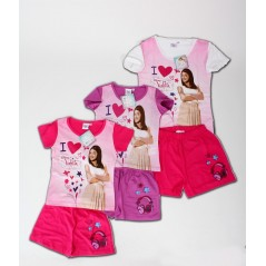 The 2-piece set Violetta Disney