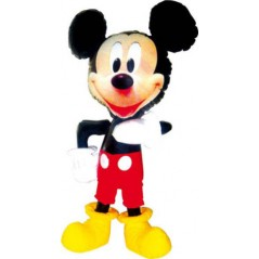Personnage Gonflable Mickey Disney 52 Cm