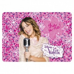 Set de table Violetta disney