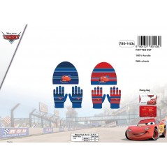 Bonnet and Gloves Set Cars -780-143b