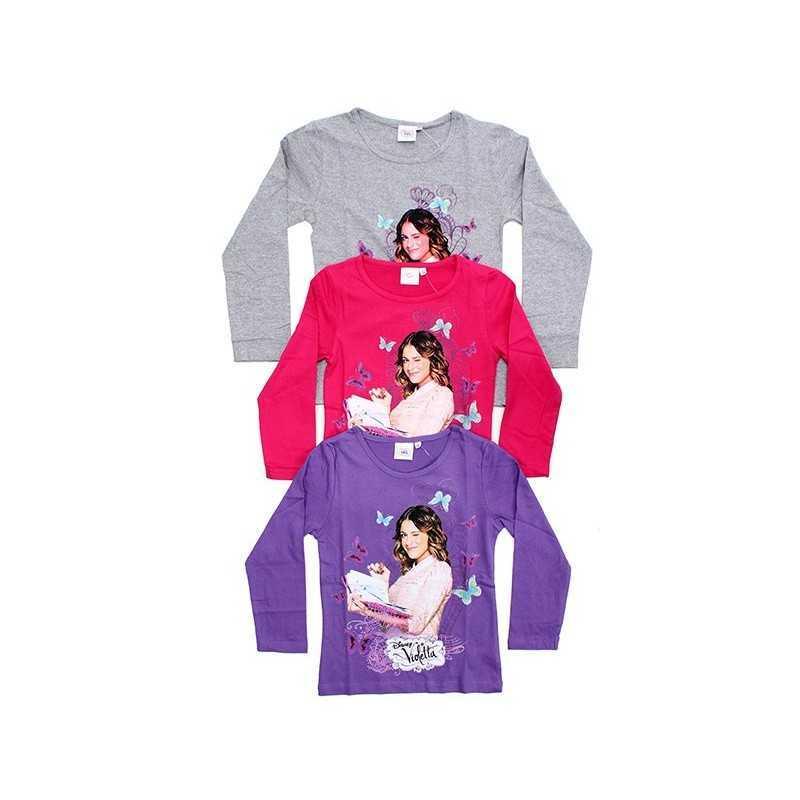 Violetta Disney T-shirt manches longues -961-181