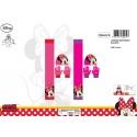 Set 3 pezzi -Minnie Disney - Principessa Minnie Disney Beanie, guanti e sciarpa