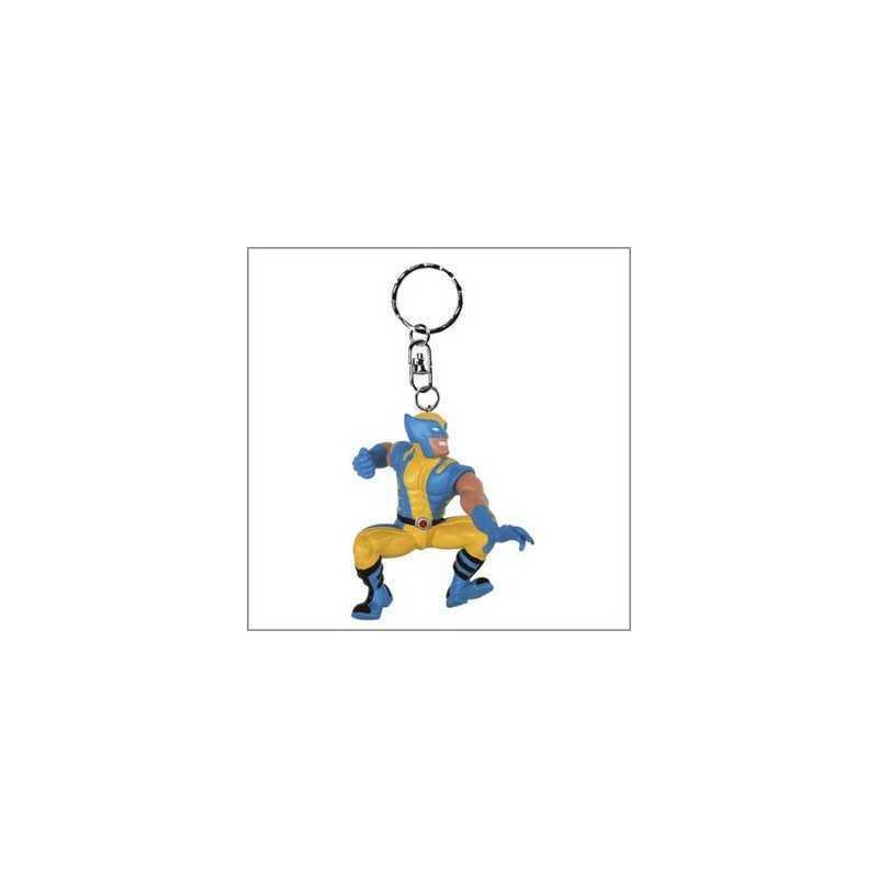 porte clé figurine Wolverine
