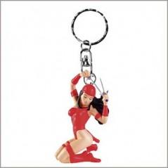 figurina portachiavi Elektra