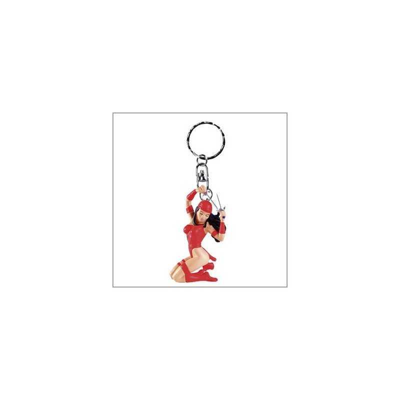 porte clé figurine Elektra