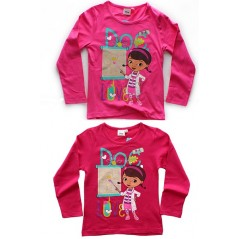 T-Shirt manica lunga Disney Doc Mc Stuffins -961-160