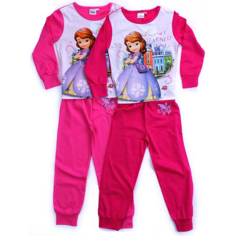 Princess Sofia long pajamas
