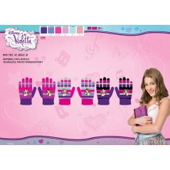 Set gants Violetta Disney - 800-185