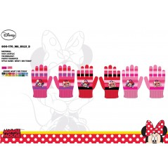 Set gants Minnie Disney - 800-170