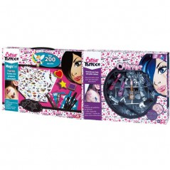 Coffret de 2 sets star tatoos