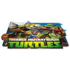 Ninja Turtles Tischset