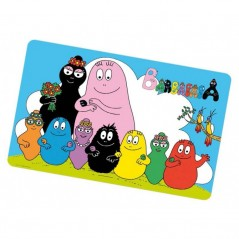 Set de table Barbapapa