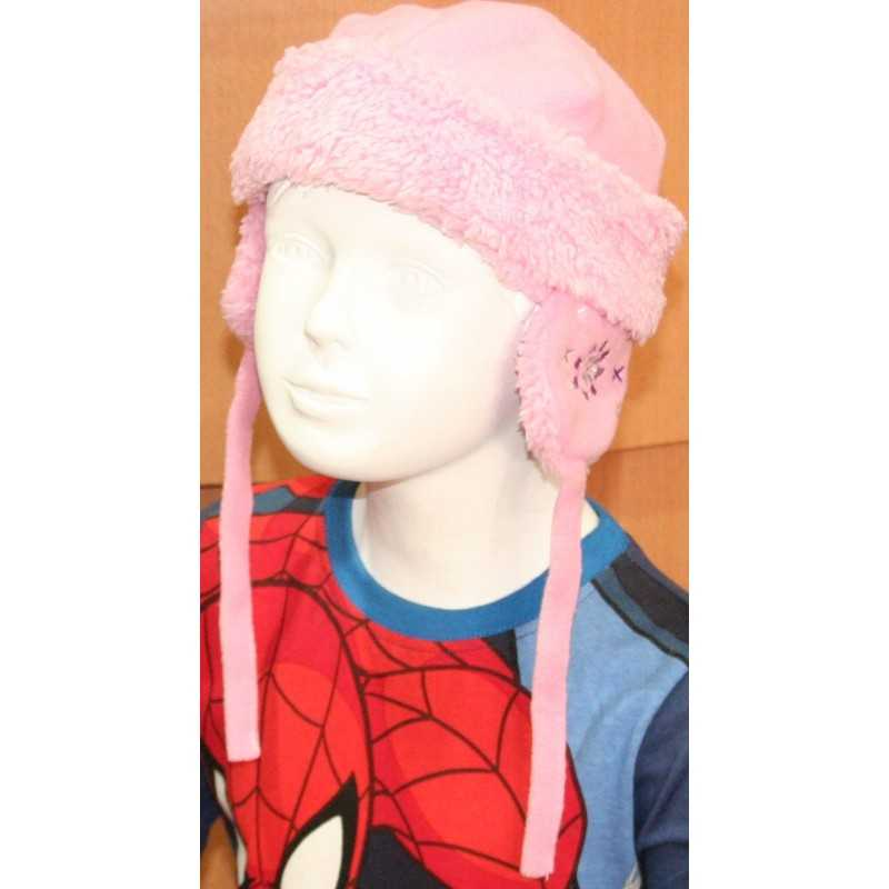 Polar fleece earmuff - girl