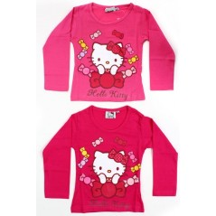 Camiseta de manga larga Hello Kitty -961-114