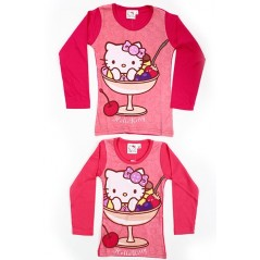 T-shirt manica lunga Hello Kitty -961-112