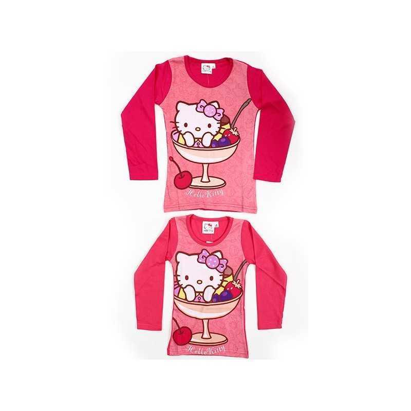 Camiseta de manga larga Hello Kitty -961-112