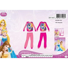 The pyjama set fleece Disney Princess - 831-047