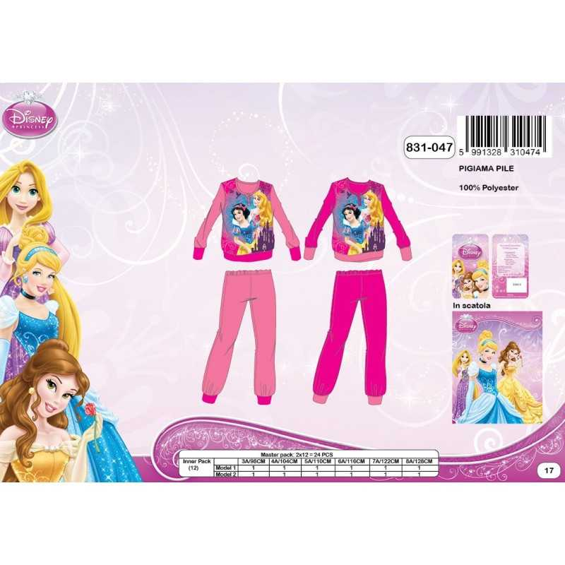 Polar Pajama Set Princess- 831-047