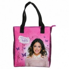 SAC SHOPPING VIOLETTA DISNEY ZIPPEE