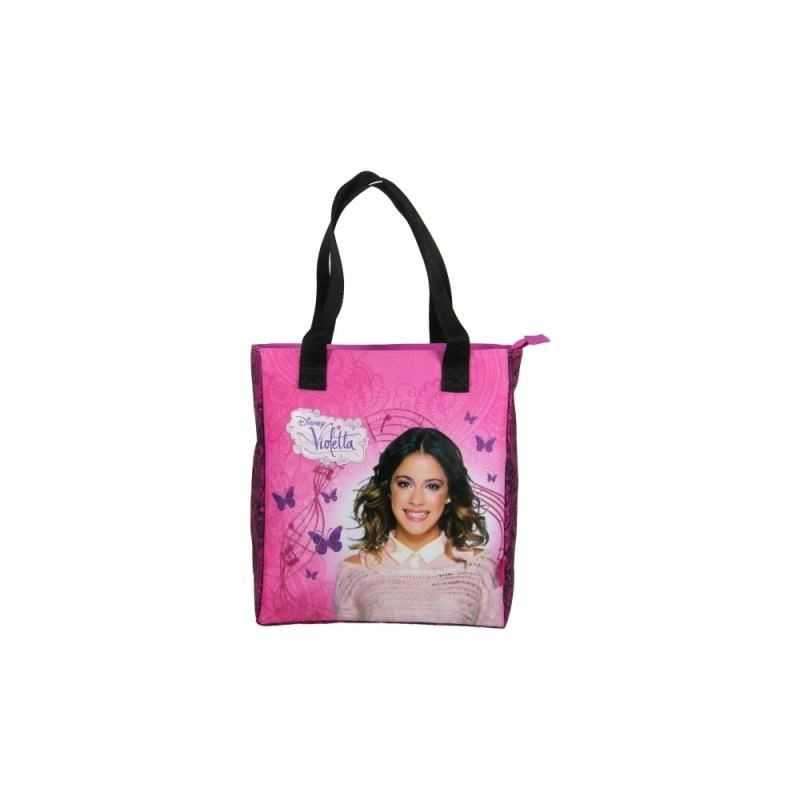 SHOPPING BAG VIOLETTA DISNEY ZIPPEE
