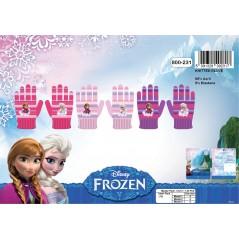 Set gants La Reine des Neiges 800-231