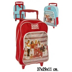 Canvas Trolley High School Musical Disney
