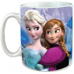 Mug the snow queen -frozen / Olaf