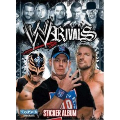 Album Stickers WWE