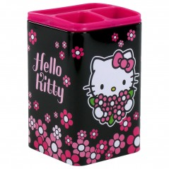 Hello kitty pencil jar