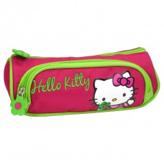 Trousse Hello Kitty avec 2 compartiments