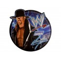 Reloj de pared de madera WWE UNDERTAKER