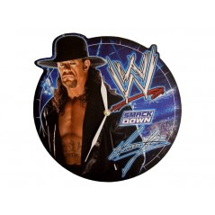 WWE UNDERTAKER Wooden Wall Clock