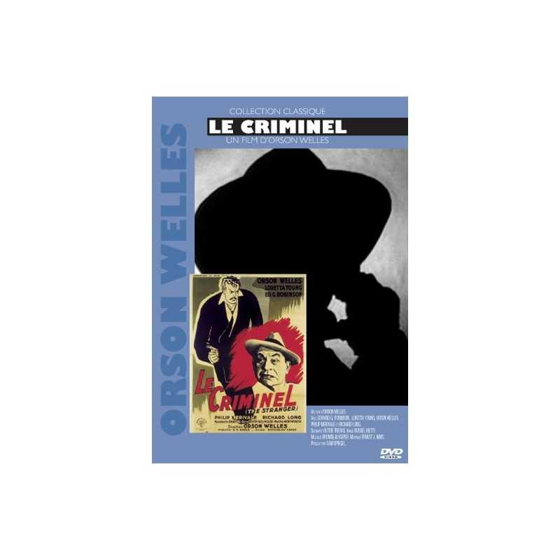 Dvd Le CRIMINEL