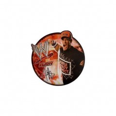 WWE JOHN CENA Wooden Wall Clock
