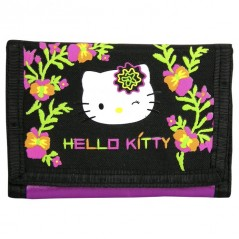 Portefeuille Hello Kitty