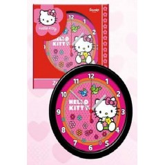 Hello Kitty clock