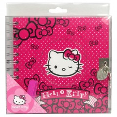 Journal Intime Hello Kitty