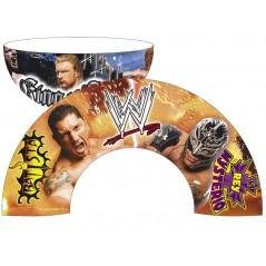 Porcelain bowl Batista / Rey Mysterio WWE