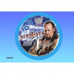 WWE Undertaker Wanduhr