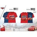 Camiseta manga corta coches