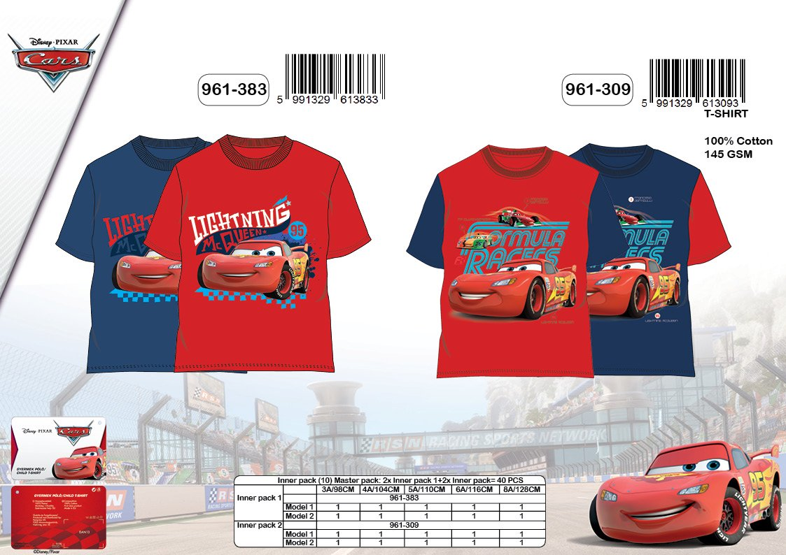6de2e8043c Disney Cars T Shirt Personalized – EDGE Engineering and Consulting ...