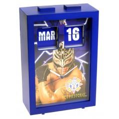Réveil calendrier Rey Mysterio WWE