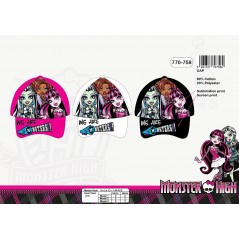 Cap Monster High -770-758