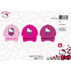 Casquette Hello Kitty - 770-772